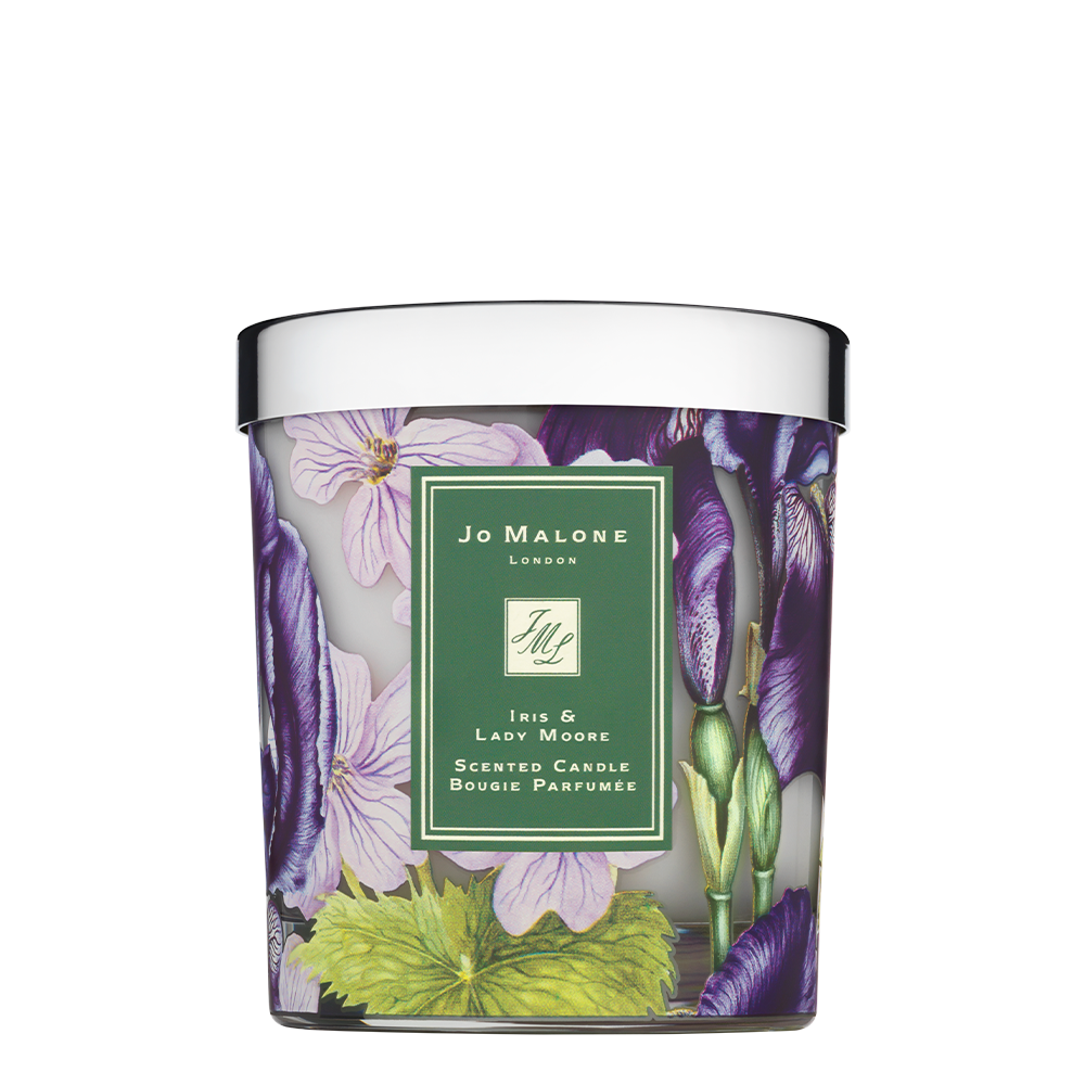 Iris & Lady Moore Charity Candle